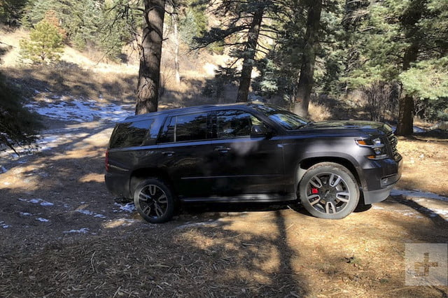 chevy tahoe rst special edition 2018 9