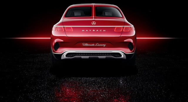 presentan vision mercedes maybach ultimate luxury ext 9