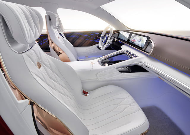 presentan vision mercedes maybach ultimate luxury int 1