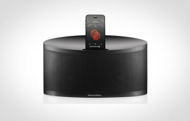 best iphone and ipod speaker docks bowerswilkins