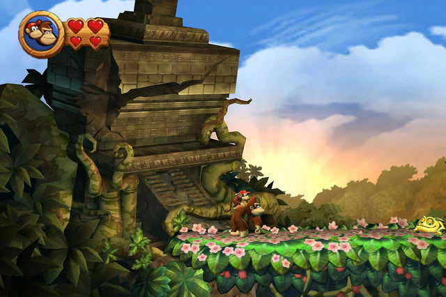 best wii games donkey kong country returns g