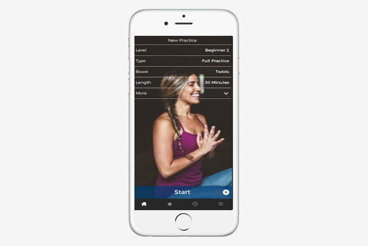 best health and fitness apps for iphone downdog