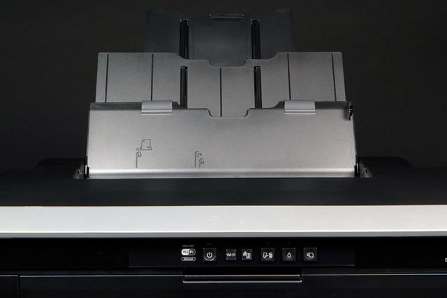 Epson R2000 top tray front