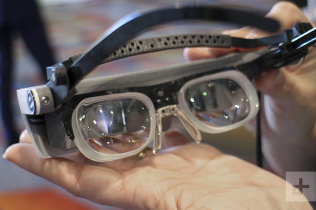 esight smart glasses blind amazing lenses