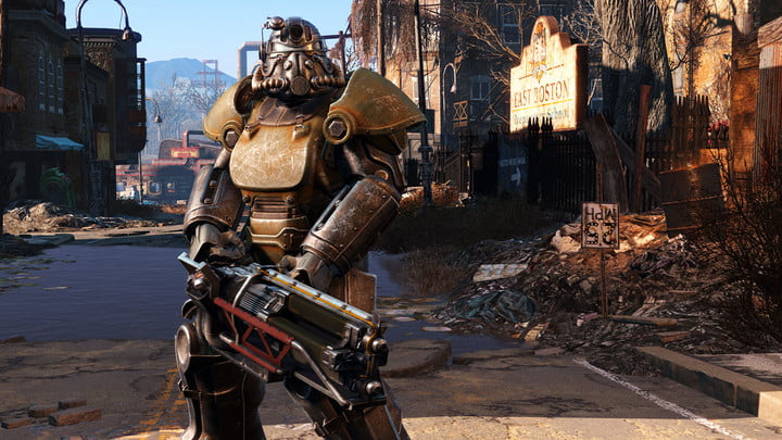 best xbox one games fallout 4 60