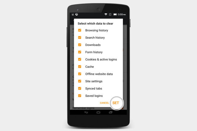 How to Delete Cookies and Browsing History on an iPhone or Android