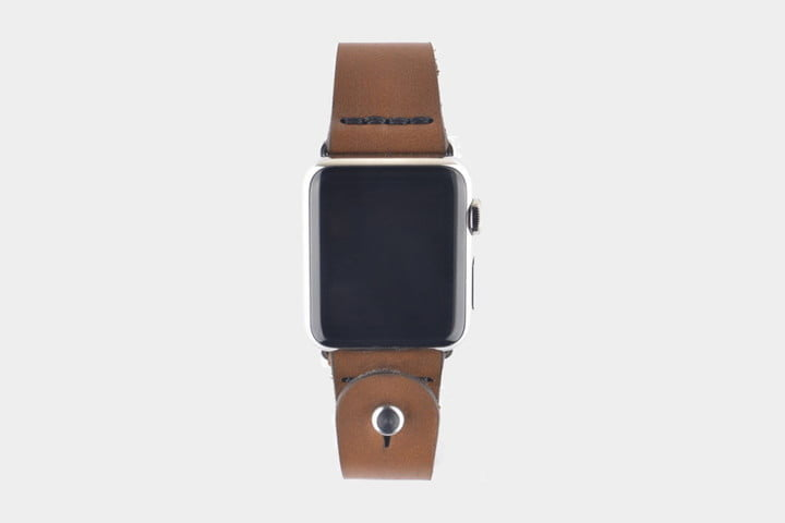 best Apple Watch bands Form Function Form Button Stud Band