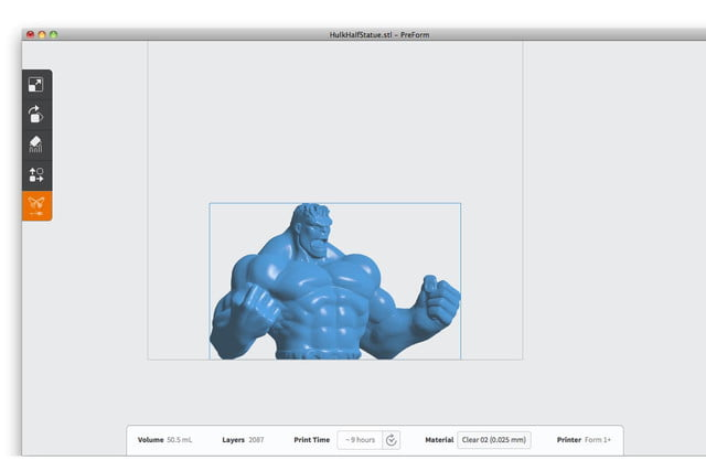 formlabs form 1 sla review software 9