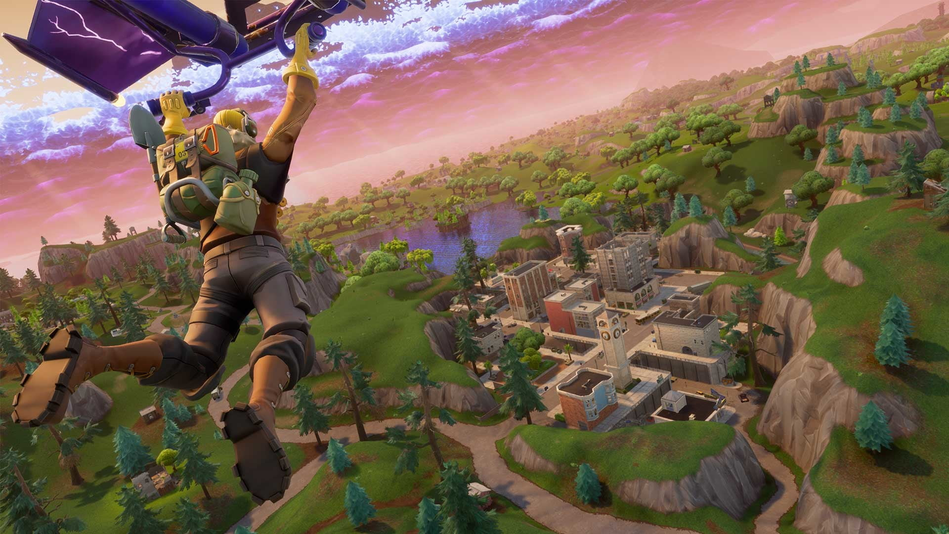 Fortnite Playground Mode To Come Down On July 12 For Tweaks