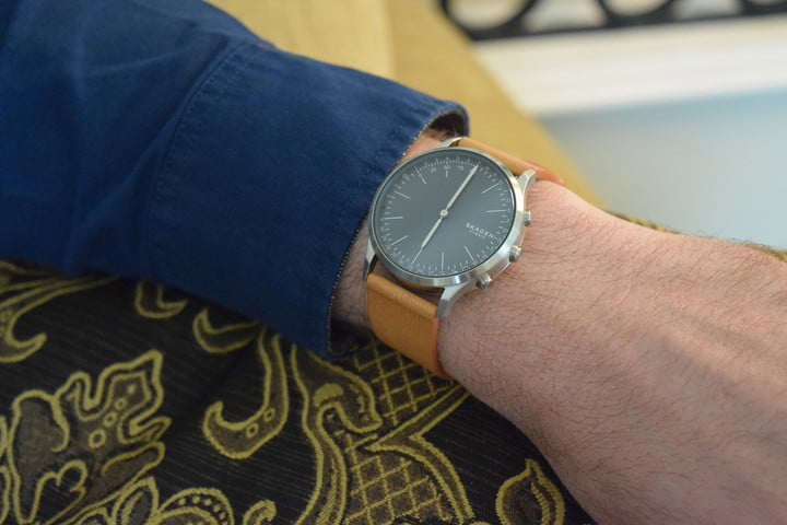 Fossil Smartwatches at CES