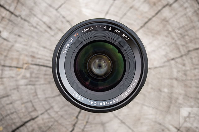 Fujifilm XF 16mm F14 R WR review top full
