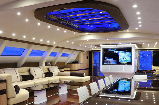 luxury yachts the worlds best super galaxy of happiness 5