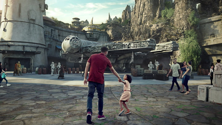 Everything We Know About Disney S Star Wars Galaxy S Edge Expansions Digital Trends