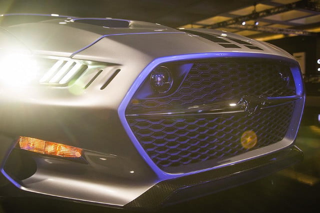galpin auto sports unveils first production rocket mustang galpinrocket exterior 03