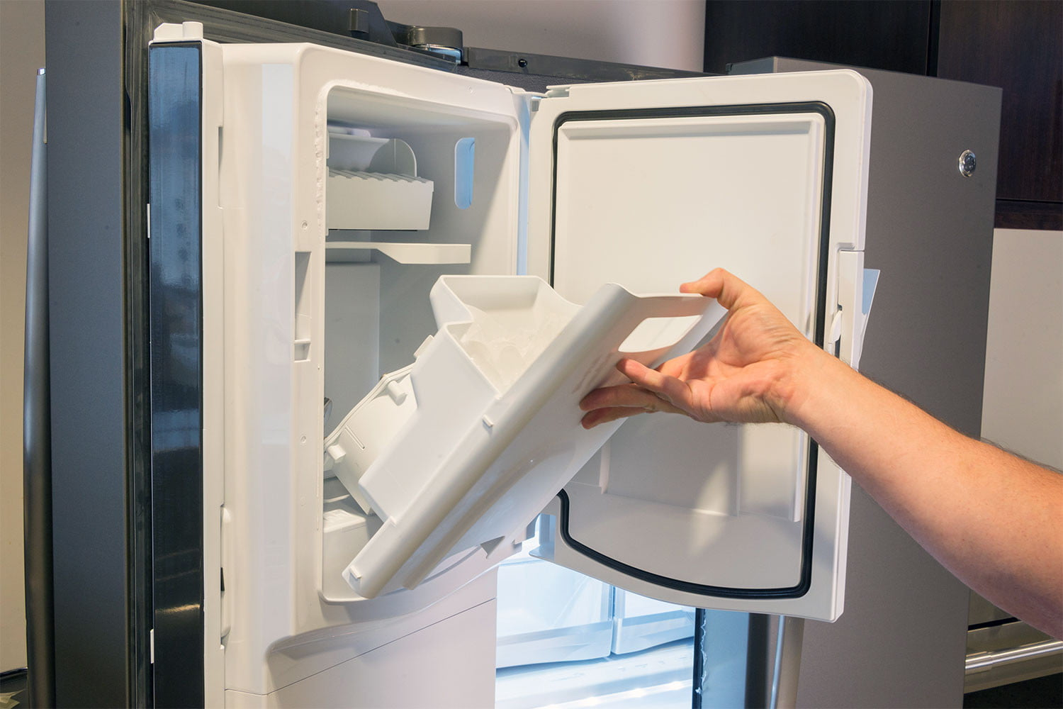 GE Profile Series Refrigerator with Keurig System Review  Digital Trends