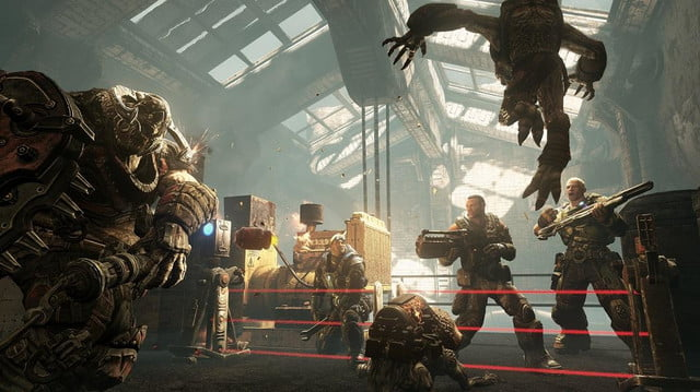 gears of war judgement judgment overrun
