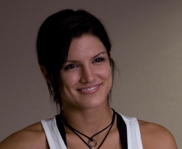 mma fighter turned action star gina carano has game 1