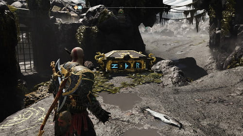 God of War' Nornir Treasure Chests Collectibles Guide