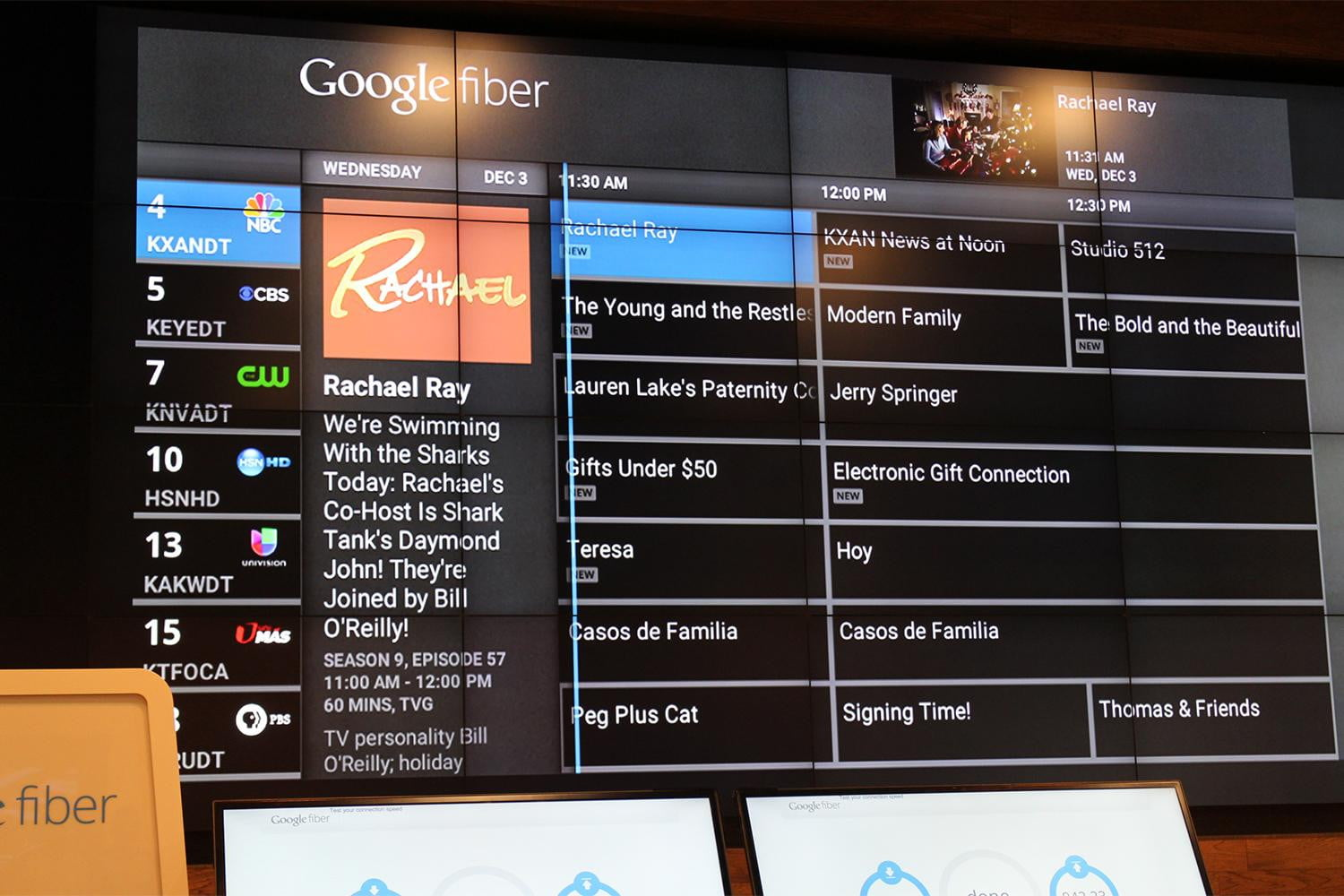 How Google Fiber Will Deliver 1 Gig Internet And Voip Tv