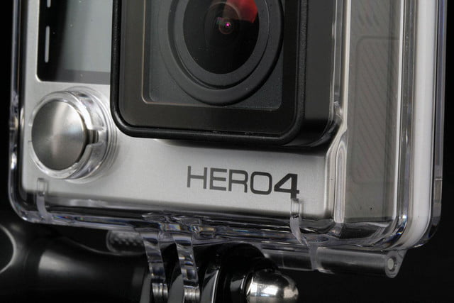GoPro Hero4 Silver viewfinder bottom