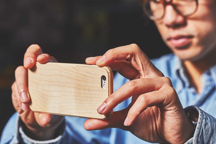 Best iPhone 7 cases - Grovemade Maple iPhone Case