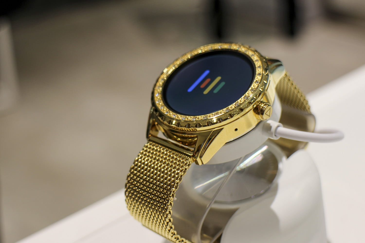 550875afe9b46f Guess Connect Touch Smartwatch First Impressions | Digital Trends