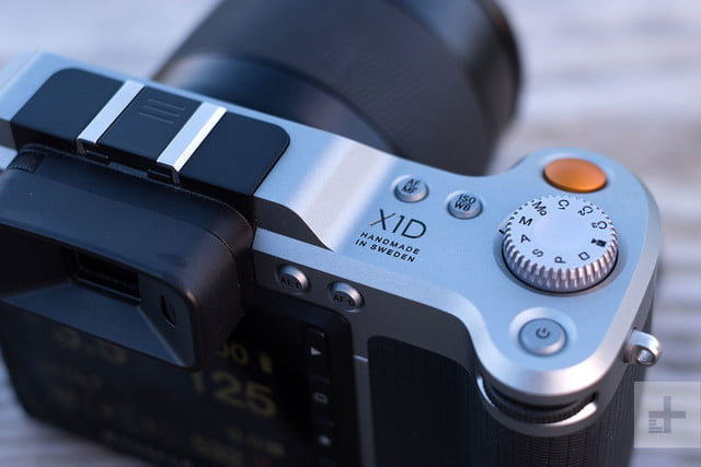 Hasselblad X1D 50c Review dial