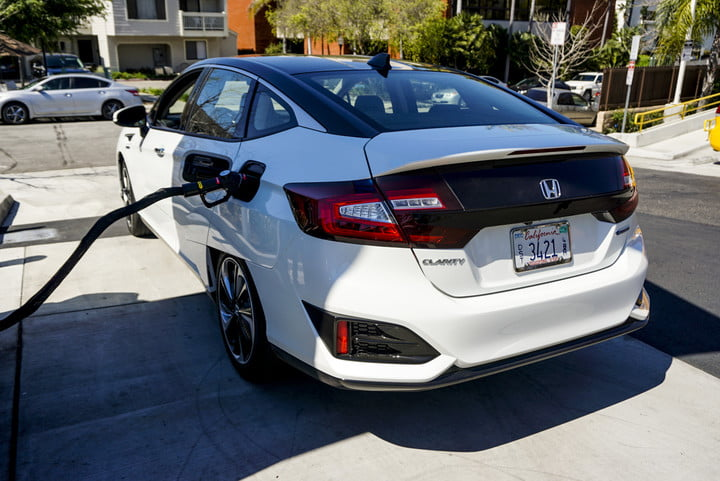 2017 honda clarity first drive review hondaclarityfueling
