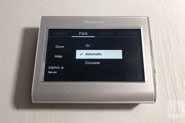 honeywell smart color thermostat rth9585wf1004 1