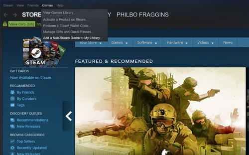 How To Add Any Game To Your Steam Library | Digital Trends