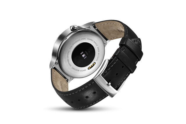 huawei watch news stainless leather back