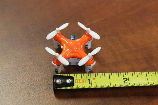Aerius The Worlds Smallest Quadcopter Drone Is Only Slightly Larger Than A Quarter