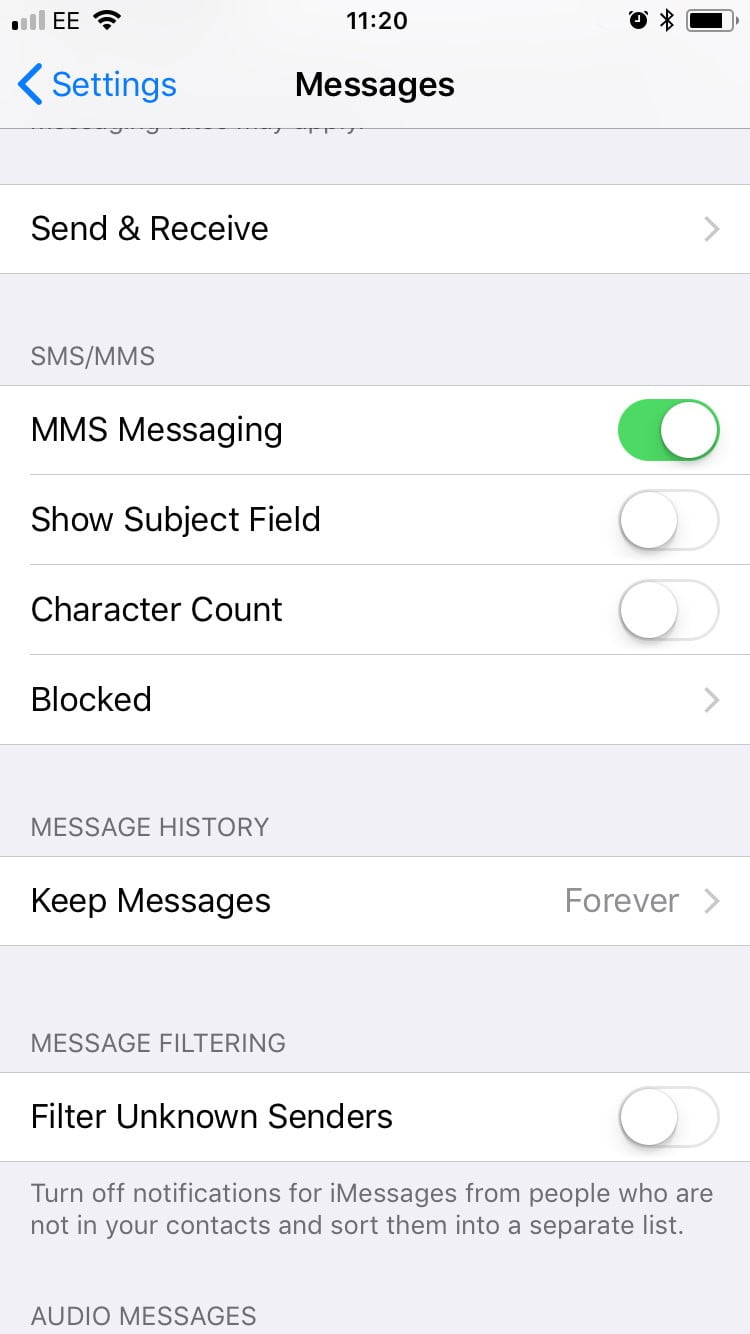 how to stop text messages on iphone how to block text messages in ios and android with ease 20334