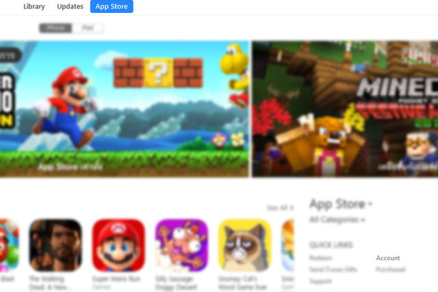 how to refund apple app store itunes account