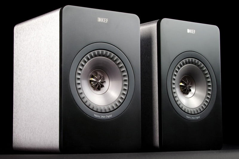 kef. kef x300 a review speakers angle kef