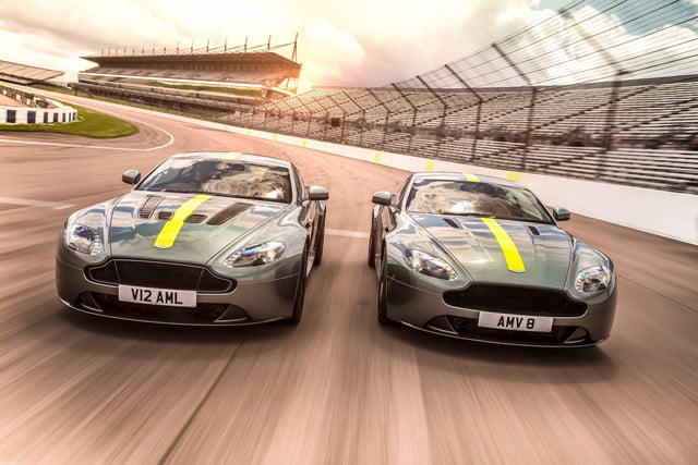Aston Martinu0027s Vantage AMR Lets You Live Out Your Racing Driver Fantasies