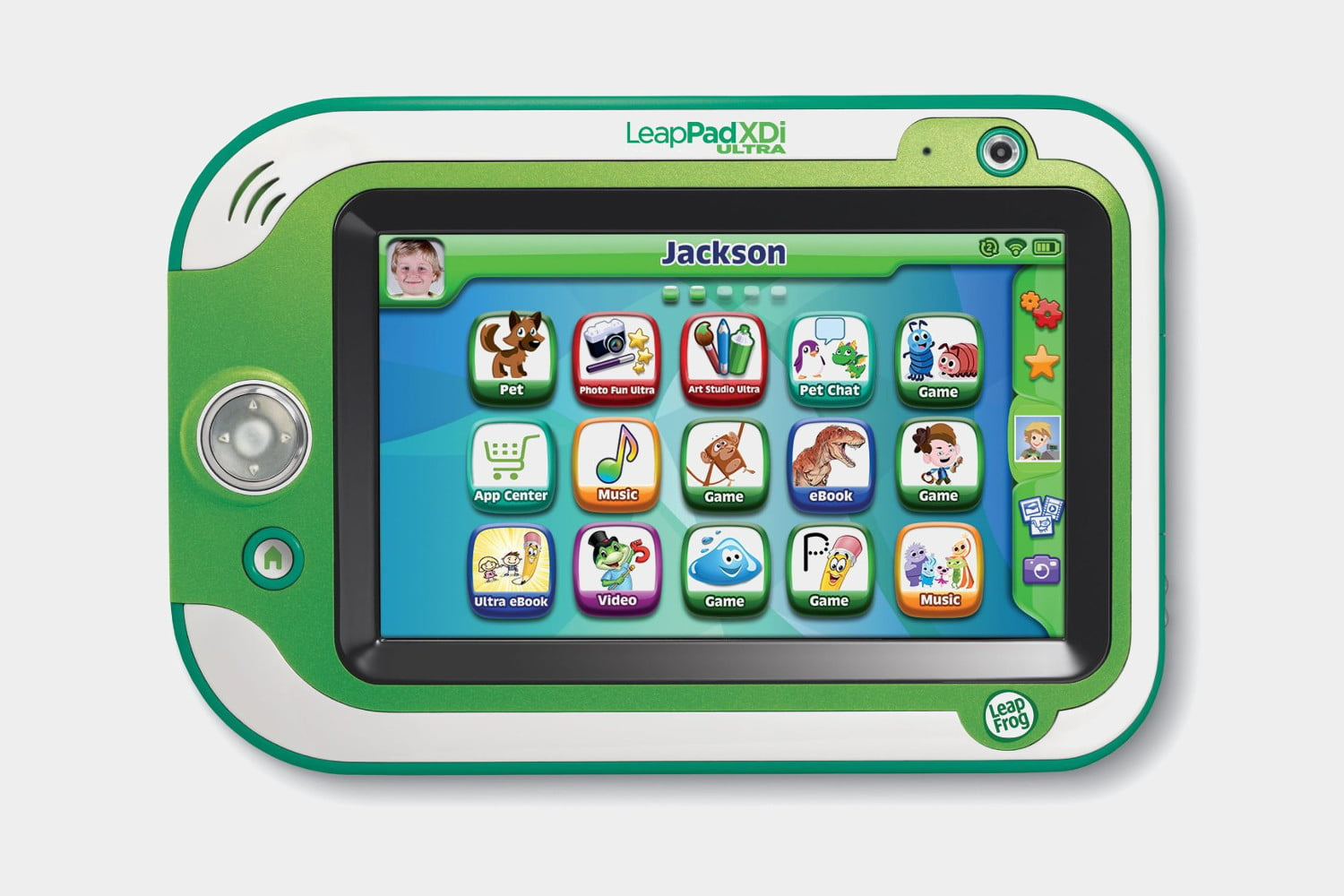 Nov 22, · With its Wi-Fi capability, rechargeable battery, and bigger, higher-resolution screen, the LeapFrog LeapPad Ultra is a great toy tablet for playing and learning.