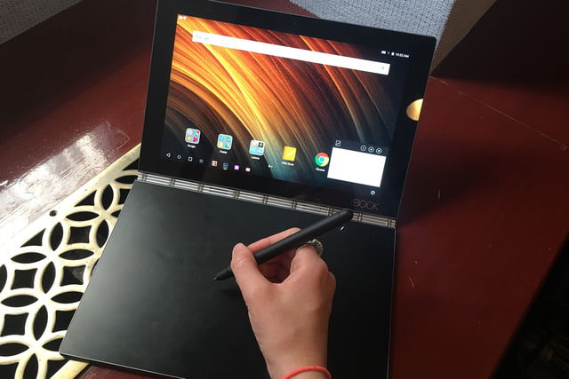 lenovo yoga book hands on handson 016