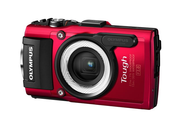 olympus announces stylus tough tg3 lg 1 red right