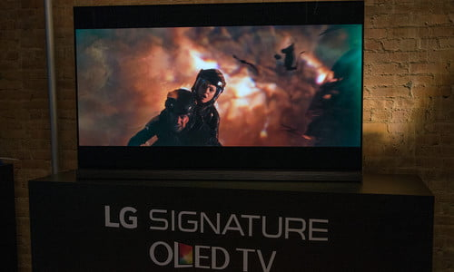 LG OLED65G6P Review | G6 Signature OLED 4K TV | Digital Trends