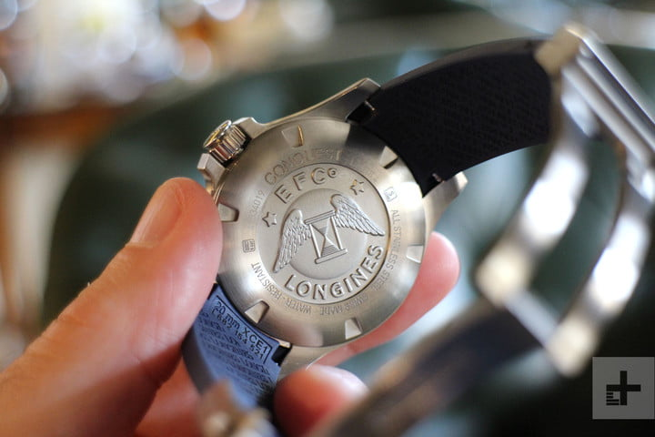Longines Conquest VHP GMT Flash Settings