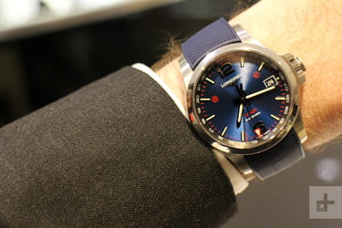 a777a8ec0 time obsessed tech infused longines conquest watch takes accuracy to the  next level sneak peak watchface