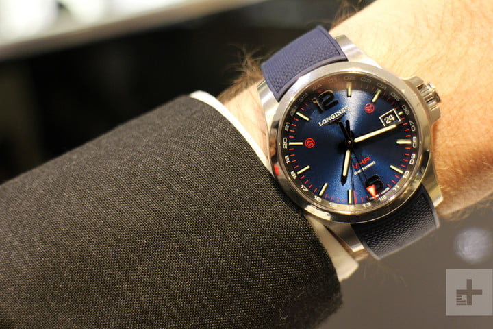 3048d2749d6 time obsessed tech infused longines conquest watch takes accuracy to the  next level sneak peak watchface