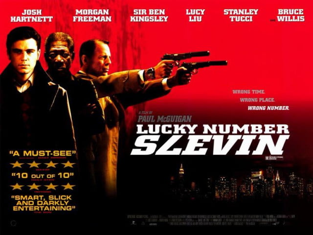 Movie Posters 2006: 5 Shows To Stream: Lucky Number Slevin And More