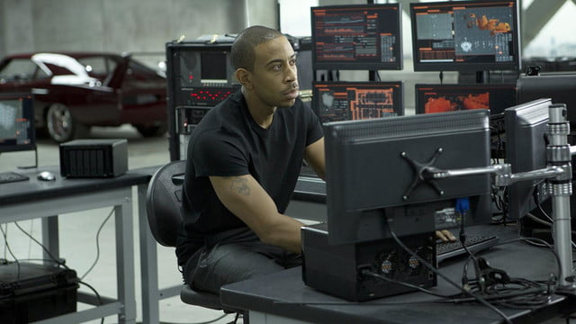 Ludacris stars as Tej Parker in Fast and Furious 6