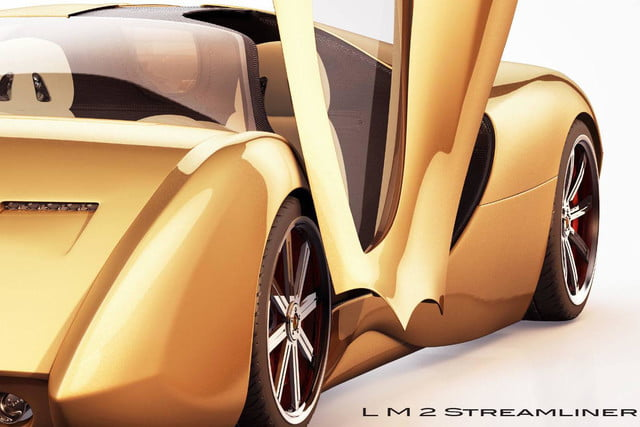 Lyons Motor Car Ltd Lm2 Streamliner Specs Pictures 011