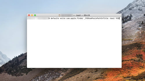 These Terminal commands will take your MacOS skills to the