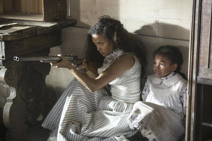 Maeve Millay  Westworld - Thandie Newton | TVs Most Badass Moms