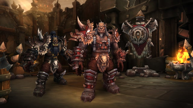 world of warcraft allied races guide mag har armor1