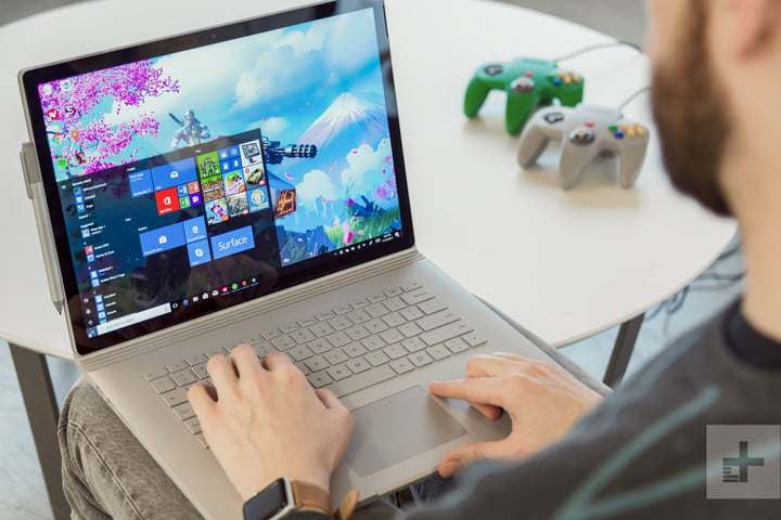 microsoft surface book 2 review 15 pulgadas 310